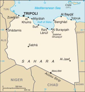 Libya_map_2007-worldfactbook